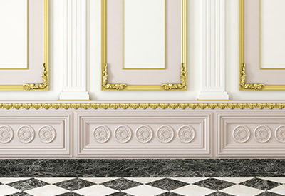 Mouldings, Accents, & Medallions